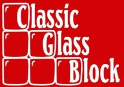 Classic Glass Block Houston Logo